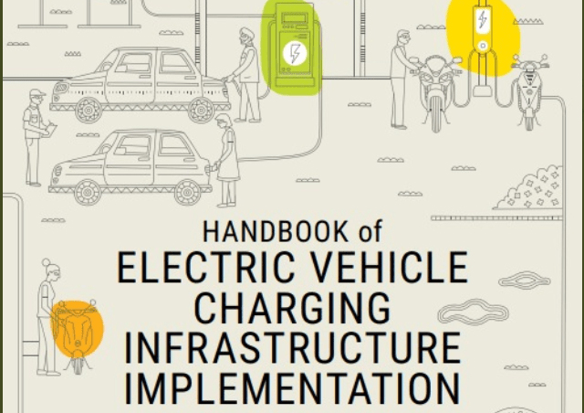 NITI Aayog Releases Handbook To Guide EV Charging Infrastructure In India