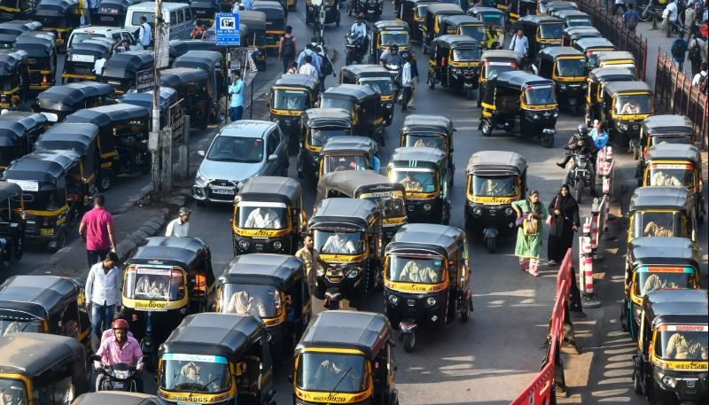 Lithium-ion Battery for Indian e-rickshaws